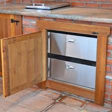 Kitchen Cabinets And Doors Storage Doors Drawers And More For Your Outdoor Kitchen