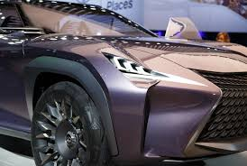 lexus ux concept the cars you missed at naias 2017 u2022 gear patrol