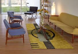Mid Century Modern Rugs Add A Mid Century Modern Custom Rug To Your Decor
