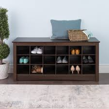 Small Hall Bench Shoe Storage Images On Mesmerizing Entryway Shoe Storage Bench Canada For Your