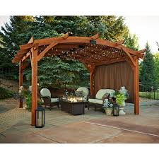 Best Backyard Pavilion Images On Pinterest Backyard Pavilion - Gazebo designs for backyards