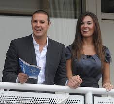 does paddy mcguiness use hair products take me out host paddy mcguinness takes fiancee christine martin