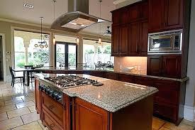 cheap kitchen island ideas island countertop ideas kitchen island mahogany wood island granite