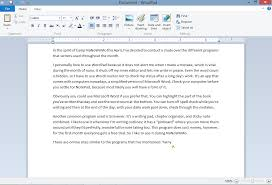 Count Words In A Document In Wordpad Tools Melanie V Logan