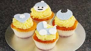 Halloween Skeleton Cupcakes by Halloween Jack Skellington Cupcake Toppers Video Tutorial