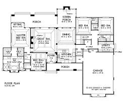 donald gardner floor plans plan of the week the markham 1299 houseplansblog dongardner com