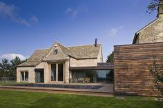 Barn Partnership Contemporary Conversion Of An Old Stone Barn By The Anderson Orr