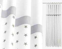 Grey And White Nursery Curtains Grey Nursery Curtains Aztec Designer Curtains