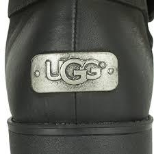 ugg womens grandle boots black ugg australia grandle black s buckle calf boott