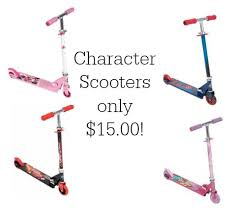 black friday razor scooter kids characters scooters only 15 walmart black friday ad deal