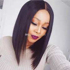 long black hair with part in the middle discount black bob hairstyles middle part 2018 middle part bob