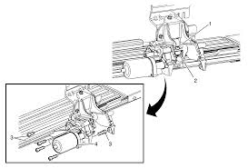 repair instructions assist step motor replacement power brs