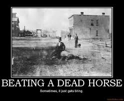 Beating A Dead Horse Meme - image 540685 beating a dead horse know your meme