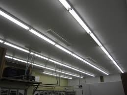 garage fluorescent light fixture ideas on fluorescent lights and location the garage journal board