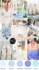 What Color Goes With Light Blue by Best 20 Blue Wedding Colors Ideas On Pinterest Dusty Blue