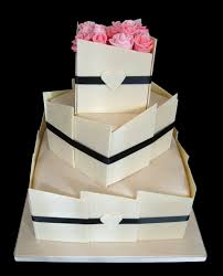 3 Tier Wedding Cake Wedding Cakes Gallery