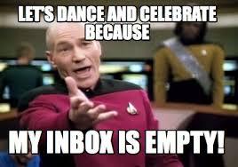 Inbox Meme - inbox 0 alex iskold