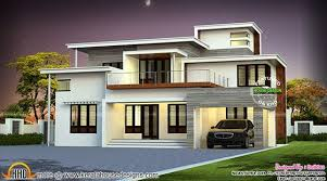 Box type 4 bedroom attached home Kerala home design
