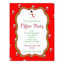 office party flyer christmas party invitation flyer custom office party office
