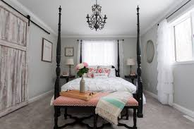 the farmhouse house project guest bedroom reveal ecochic