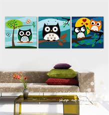 Decorative Owls by Online Get Cheap Cartoon Owl Canvas Aliexpress Com Alibaba Group