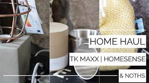 home haul homesense tk maxx u0026 not on the highstreet youtube