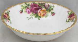 royal albert country roses china