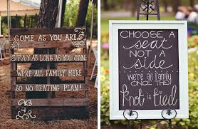 wedding seating signs dog with directions 15 must see wedding signs pins chalkboard