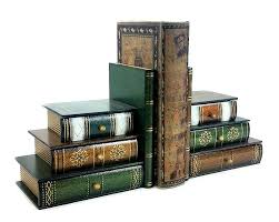 amazon com new style classic wooden book bookends library w