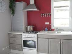 peinture pour la cuisine les plus belles cuisines de murs rouges cuisine équipée