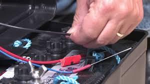 installing a basement watchdog battery backup sump pump battery