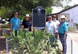 Tropical trail tour pictured thc texas gov texas historical