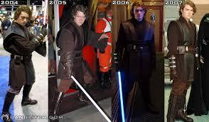 Anakin Skywalker Halloween Costume Danglitch Costumes Anakin Skywalker Rots
