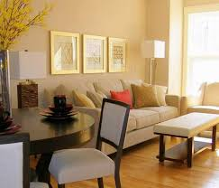Beige Dining Room Small Living Dining Room Ideas Beige Wall Vertical Folding Curtain