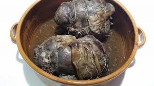 cuisiner le chevreuil sans marinade recette gigot de chevreuil de 7 heures 750g