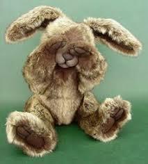 stuffed bunnies for easter jellycat medium bashful treacle black bunny rabbit 12 plush