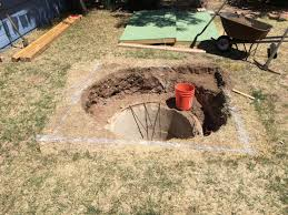 man discovers backyard bomb shelter underneath his yard