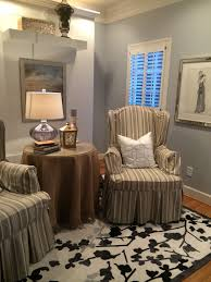 lazy gray by sherwin williams in my sitting room sherwin