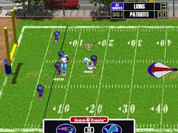 Football Field In Backyard Backyard Football 2002 Screenshots For Windows Mobygames