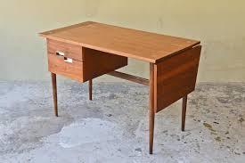 american of martinsville desk walnut drop leaf desk by american of martinsville arroyo artifacts