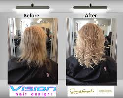 great hair extensions 26 best great lengths hair extensions at vision images on