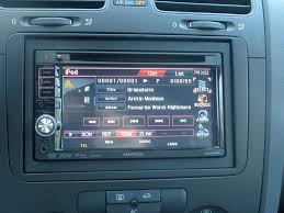 vwvortex com vw car stereo upgrade gps satellite