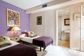 Schlafzimmerm El Set Apartment Mieten Feijoo Strasse Sevilla Spanien Santa Catalina