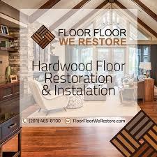 Hardwood Floor Restoration Floor Floor We Restore Water Damage Floor Restauration Restore
