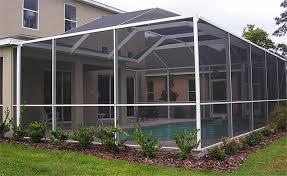 benefits of aluminum pool enclosure frames southern aluminum inc