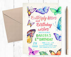 butterfly invitations pink butterfly wings invitation for