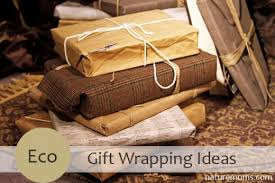 recycled christmas wrapping paper eco friendly options for gift wrapping nature nature