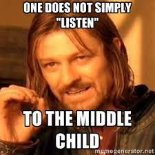 Middle Child Meme - 8 middle child day memes that every middle child can relate to
