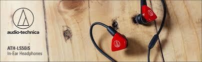 amazon black friday audio technica amazon com audio technica ath ls50isnv in ear monitor headphones