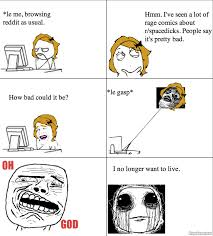 Oh God Why Meme - ragegenerator rage comic oh god why